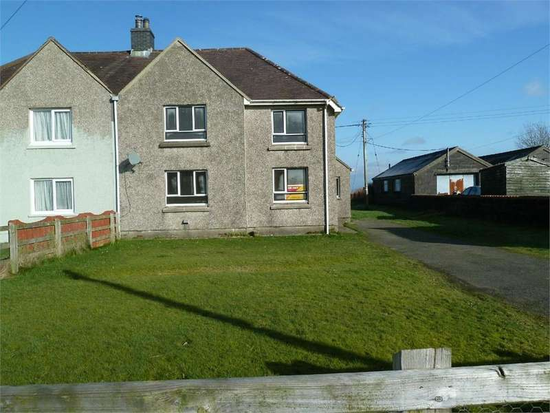 3 Bedrooms Semi Detached House for sale in Tegryn, Llanfyrnach, Pembrokeshire