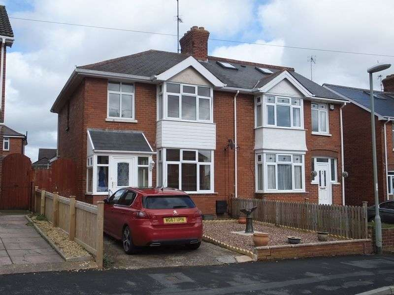 3 Bedrooms Property for sale in Chard Road Heavitree, Exeter