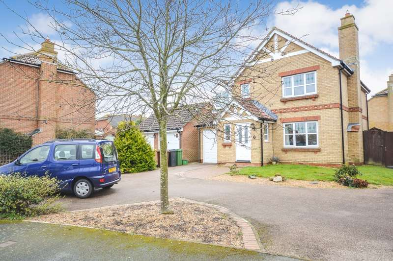 4 Bedrooms House for sale in Tasmania Way, Sovereign Harbour North, Eastbourne, BN23