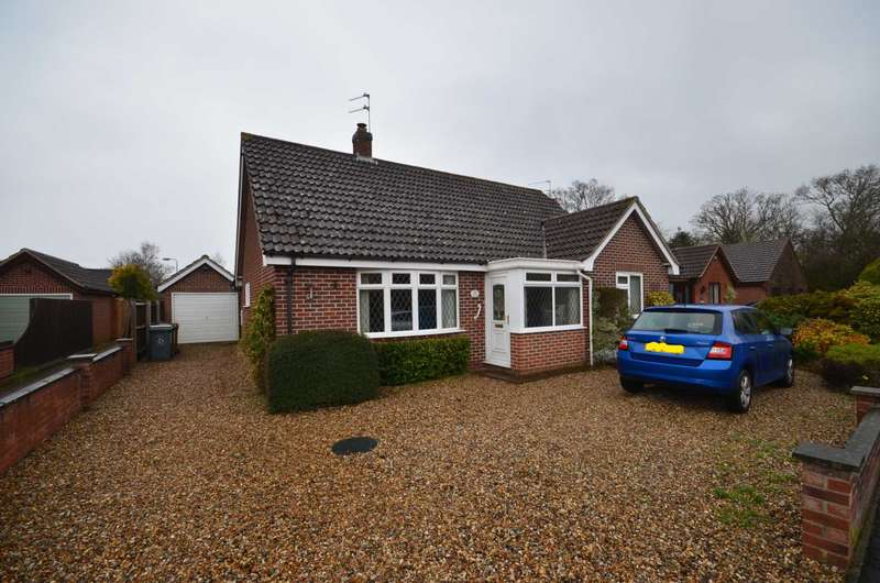 3 Bedrooms Bungalow for sale in Thorpe St Andrew, Norwich