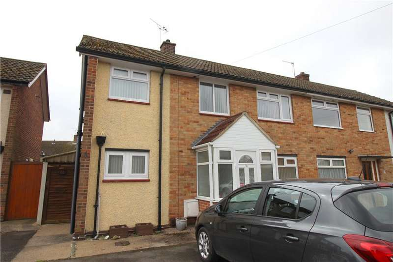 3 Bedrooms Semi Detached House for sale in Falmouth Road, Alvaston, Derby, Derbyshire, DE24