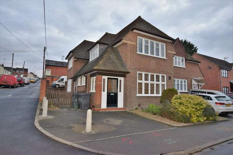2 Bedrooms Apartment Flat for sale in New Street, Halstead CO9 1DD