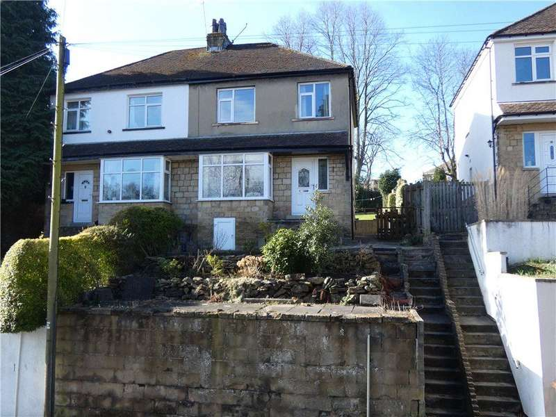 3 Bedrooms Semi Detached House for sale in Netherhall Road, Baildon, West Yorkshire