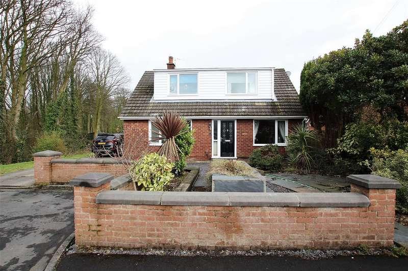 3 Bedrooms Detached House for sale in Milton Close, Walton-le-Dale, Preston