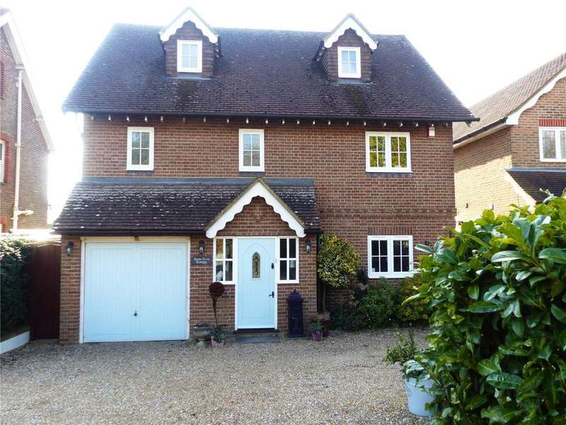 5 Bedrooms Detached House for sale in The Street, Framfield, Uckfield, East Sussex, TN22