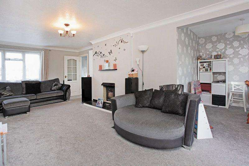 3 Bedrooms End Of Terrace House for sale in Corsletts Avenue, Broadbridge Heath,
