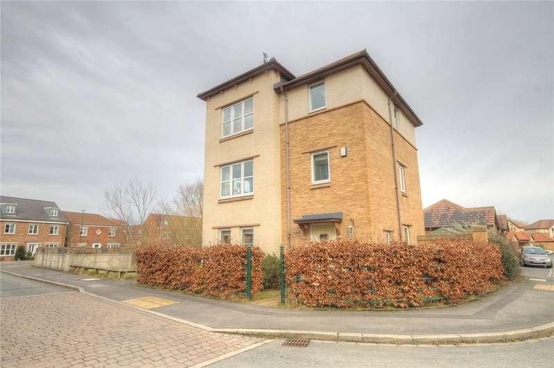 4 Bedrooms Detached House for sale in Sans Pareil Square, Darlington, DL2