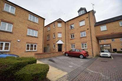 2 Bedrooms Flat for sale in Broadlands Court, Pudsey, Leeds, West Yorkshire