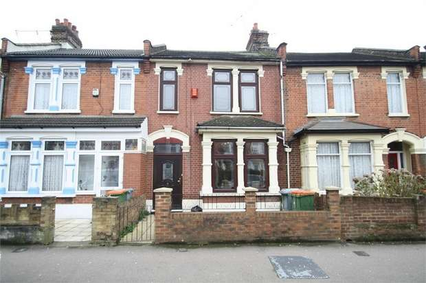 3 Bedrooms Terraced House for sale in Shakespeare Crescent, Manor Park, London