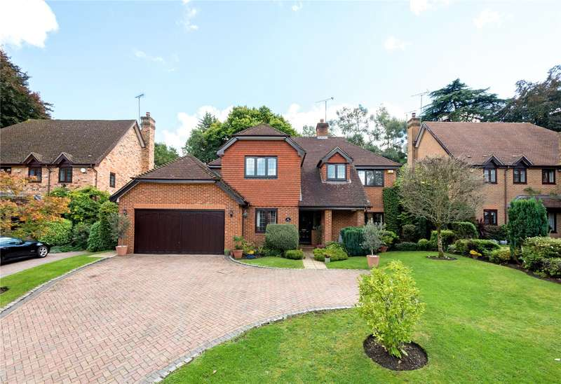 5 Bedrooms Flat for sale in The Links, Ascot, Berkshire, SL5