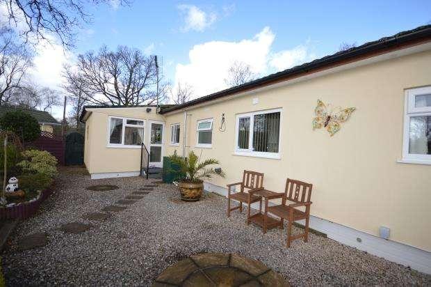 2 Bedrooms Detached Bungalow for sale in Brookside, Pathfinder Village, Exeter