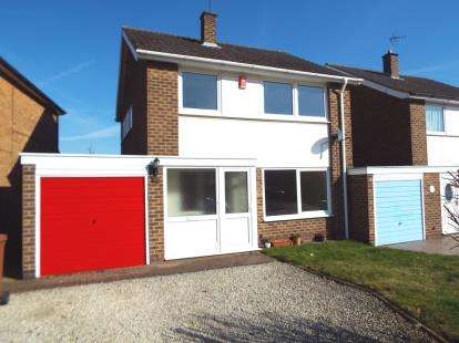 3 Bedrooms Link Detached House for sale in Appledore Avenue, Wollaton, Nottingham, Nottinghamshire