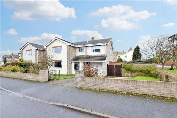 4 Bedrooms Detached House for sale in Prospect Close, Easter Compton, BRISTOL, BS35 5SB