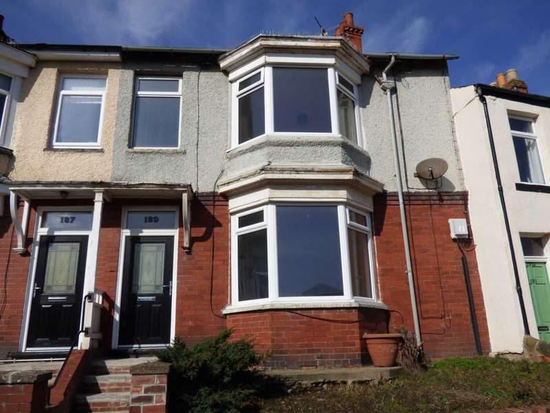 4 Bedrooms Terraced House for sale in High Street, Marske By The Sea
