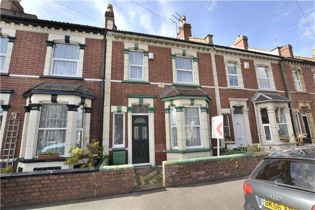 2 Bedrooms Terraced House for sale in Downend Park, Horfield, Bristol, BS7 9PU