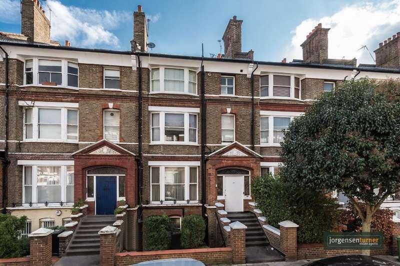 1 Bedroom Flat for sale in Birchington Road, Kilburn, London, NW6 4LL