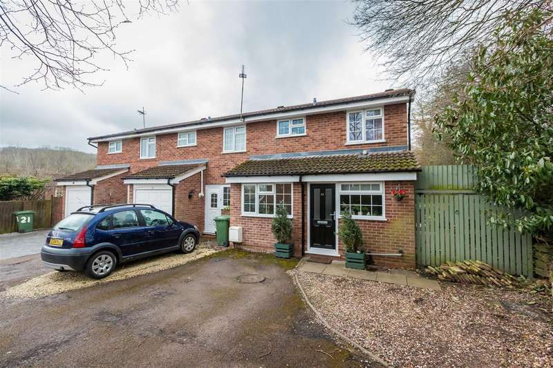 2 Bedrooms End Of Terrace House for sale in Perryfields Close, Oakenshaw South, Redditch
