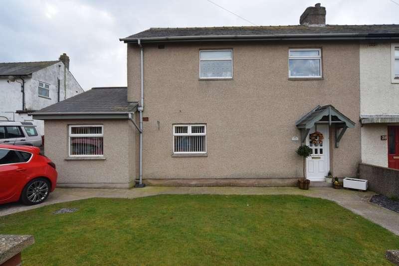 3 Bedrooms Semi Detached House for sale in Dalton Fields Lane, Dalton-in-Furness, Cumbria, LA15 8NY