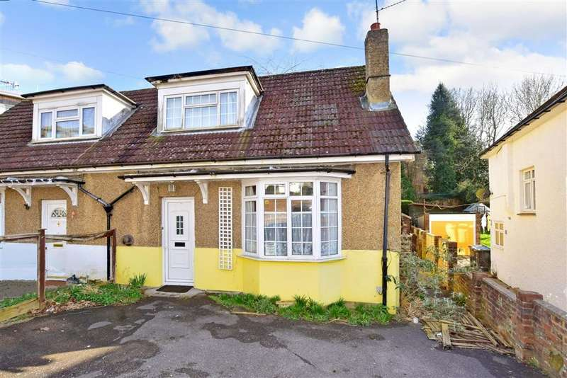 2 Bedrooms Semi Detached House for sale in Dallaway Gardens, , East Grinstead, West Sussex
