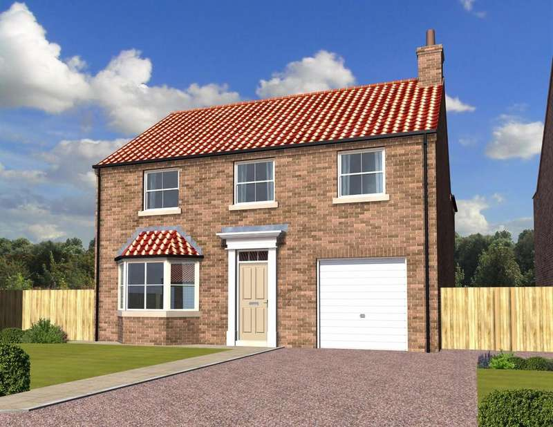 4 Bedrooms Detached House for sale in The Ainsty, Plot 6, Outfield, Sessay, Thirsk by Daniel Gath Homes