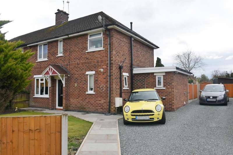 3 Bedrooms Semi Detached House for sale in Thorn Lane, Hartford