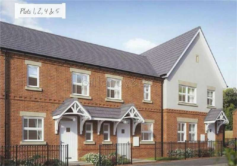 3 Bedrooms Semi Detached House for sale in High Street, Chasetown, Burntwood, Staffordshire