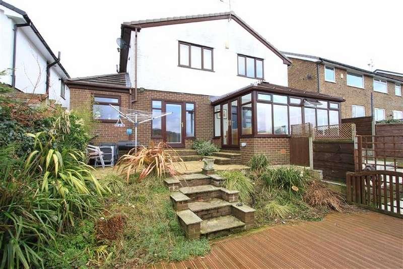 3 Bedrooms Detached House for sale in 30, Inglefield, Norden, Rochdale, OL11