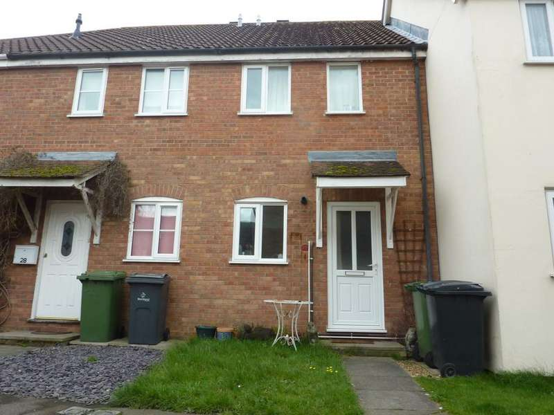 2 Bedrooms Terraced House for rent in Thorpe Drive, Attleborough