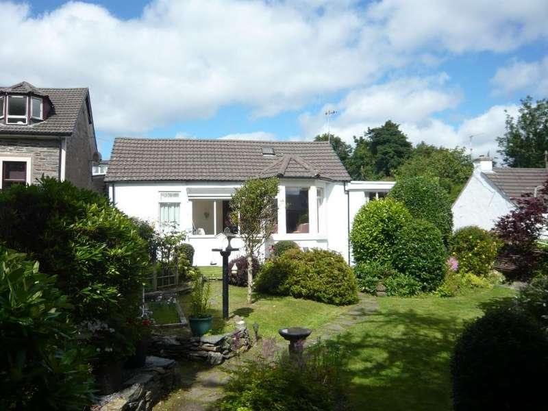 2 Bedrooms Detached Bungalow for sale in 16 William Street, Dunoon, PA23 7JH