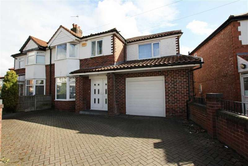 5 Bedrooms Semi Detached House for sale in Ennerdale Drive, Sale