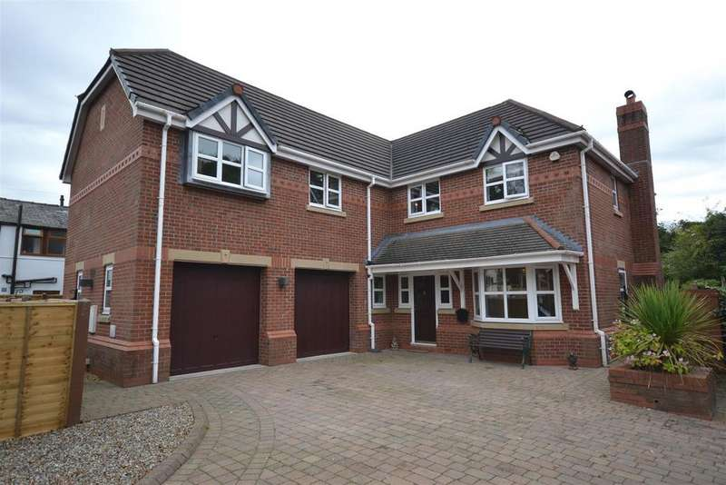 5 Bedrooms Detached House for sale in Church Gardens, Euxton, Chorley