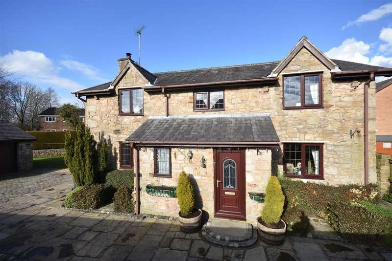 3 Bedrooms Detached House for sale in Birchin Lane, Whittle-Le-Woods, Chorley