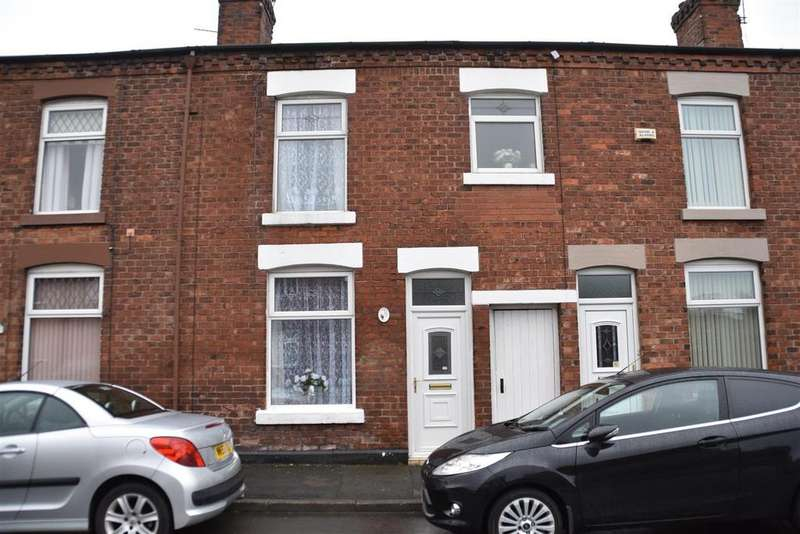 2 Bedrooms Terraced House for sale in Longworth Street, Chorley