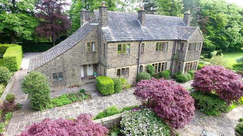 7 Bedrooms Detached House for sale in Park Gate, Park Road, Guiseley