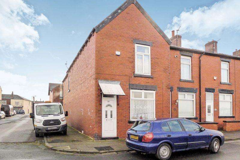 3 Bedrooms Terraced House for sale in Longfield Road, Bolton