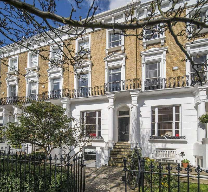 5 Bedrooms Terraced House for sale in Abbey Gardens, St John's Wood, London, NW8