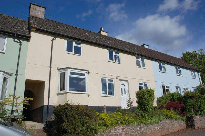 4 Bedrooms Terraced House for sale in Timberscombe TA24