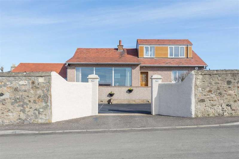 4 Bedrooms Detached House for sale in High Street, Elie, Fife
