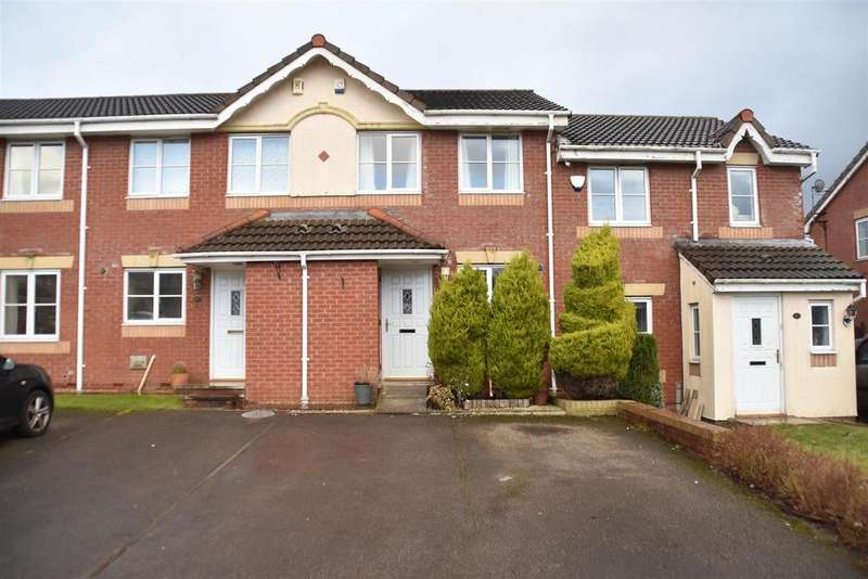 2 Bedrooms Terraced House for sale in Maplewood Close, Chorley
