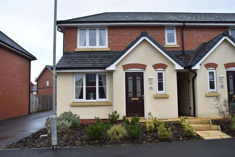 2 Bedrooms End Of Terrace House for sale in Deighton Road, Chorley