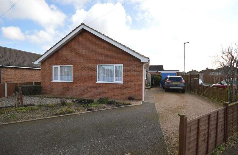 3 Bedrooms Detached Bungalow for sale in Fenland Road, Kings Lynn
