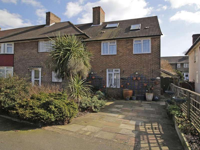 5 Bedrooms End Of Terrace House for sale in Downham Way, Bromley, Kent, BR1 5NR