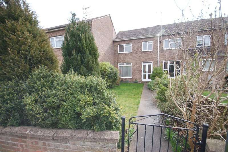 3 Bedrooms Terraced House for sale in Whitecroft Way, Bristol, BS15 9YL