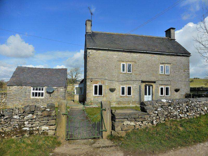 5 Bedrooms Detached House for sale in Alstonefield, Ashbourne
