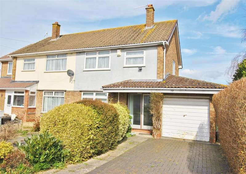 3 Bedrooms Semi Detached House for sale in Glendevon Road, Bristol