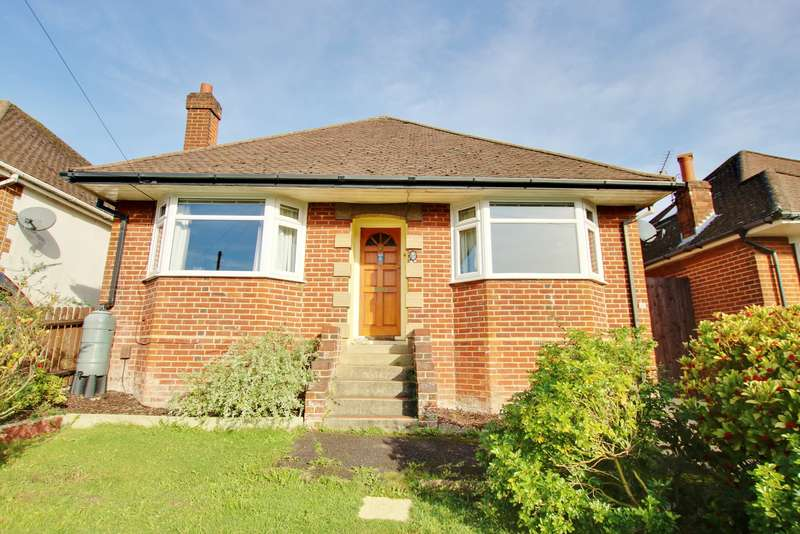 3 Bedrooms Detached Bungalow for sale in VERSATILE ACCOMMODATION! IMPRESSIVE GARDEN! OUTSIDE WORKSHOP!