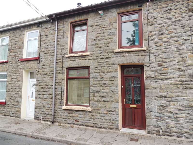 3 Bedrooms Terraced House for sale in Gelli Crossing, Pentre, Pentre