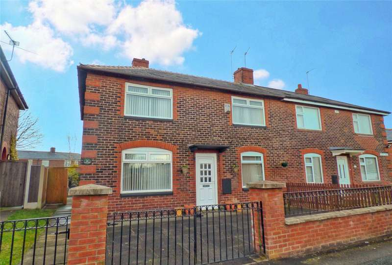 3 Bedrooms Semi Detached House for sale in Lilac Lane, Hollins, Oldham, Greater Manchester, OL8