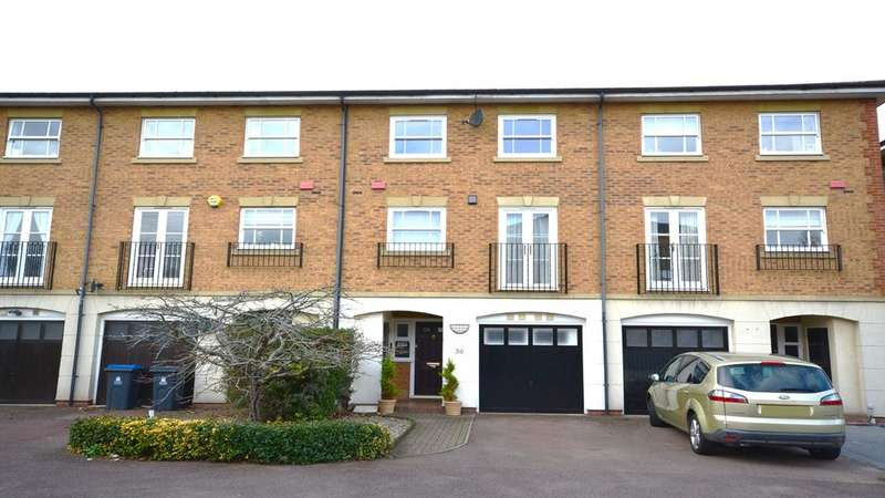 4 Bedrooms Terraced House for sale in Wittering Close, Kingston Upon Thames KT2