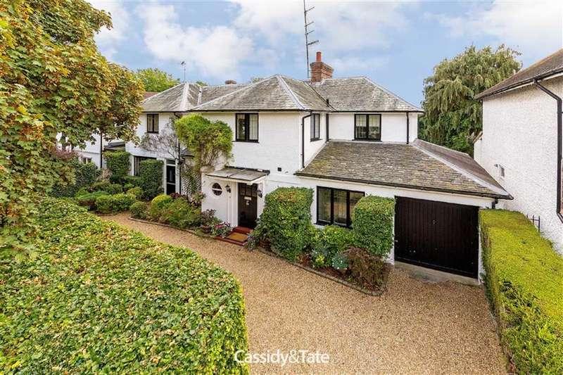 4 Bedrooms Property for sale in Woodlands Road, Bushey, Hertfordshire